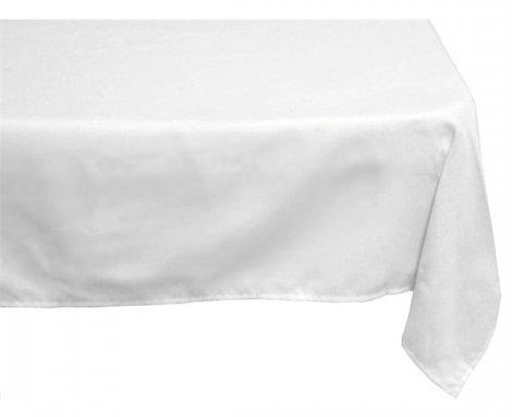 Bordsduk som passar våra Fällbart Bord XL 180. Mått 2,4m x 1,3m. Färg vit.