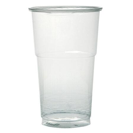 Stabila glas tillverkade av minst 40% återvunnen PET. Volym 30cl.
