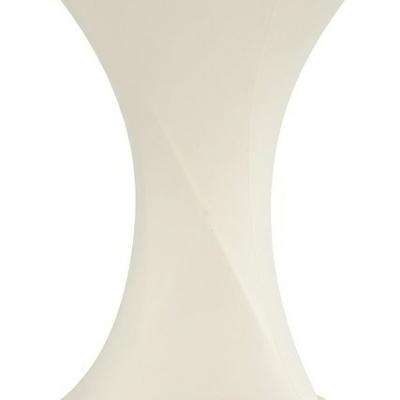 Strumpa för Ståbord. Passar vårat Fällbart Ståbord 81 cm. Färg vit.
