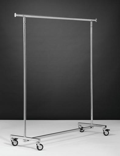 Klädställning Fällbart Ställ 1450mm Stockholm Porslin